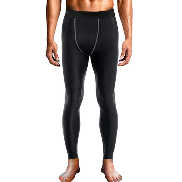 Men S Skin Tights Compression Base Layer Running Leggings